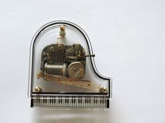 Your place to buy and sell all things handmade Piano, Music Boxes, Vintage Music, Valentine Gifts, Musicals, Birthday Gifts, Vintage Items, Japan, Free Shipping