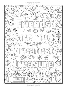 Amazon Proud To Be A Girl An Adult Coloring Book For Girls PagesFree Printable