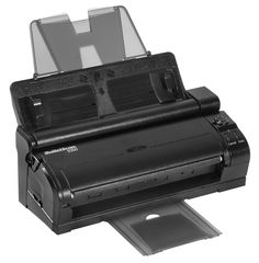 iVina BulletScan S300 Duplex Color Sheetfed Scanner with Detachable Mobile Scanner, 15ppm/30ipm, supports Windows and Mac OS (S3001130). Both mobile professionals as well as office workers, have a single scanner that serves their primary and secondary requirements for serious scanning. The BulletScan S300 scans business cards, receipts, ID cards, photos or documents up to legal-size. Optimum Accuracy with Auto-Language Detection. 2 Scanners in 1: Desktop Duplex Color Sheetfed Scanner with...