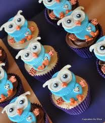 giggle and hoot cupcakes - Google Search