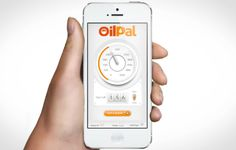 OilPal Monitor Oil Heating Anywhere App, Technology, Tech, Apps, Tecnologia