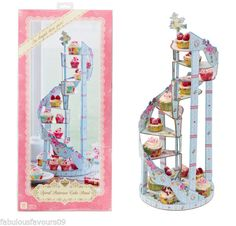 http://www.ebay.co.uk/itm/Truly-Scrumptious-Spiral-Cake-Stand-Afternoon-tea-party-floral-cake-stand-/231496499499