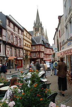 Vannes, France (région Bretagne)