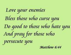 Matthew 6:44