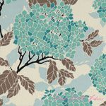 Joel Dewberry Birch Farm Hydrangea Egg Blue - SATEEN [FS-SAJD026-EggBlue] - $16.95 : Pink Chalk Fabrics is your online source for modern quilting cottons and sewing patterns., Cloth, Pattern + Tool for Modern Sewists