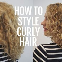 Edit: The response to this post has been amazing! I've just created a new video tutorialof how to style curly hair for frizz free curls.You will also love mylatest ebook that's all about curly hair. I love wearing my hair curly, but it took a long time to say that. My hair was a mix...Read More »