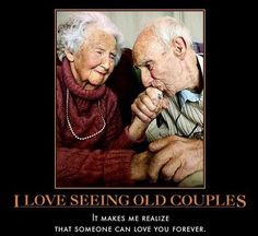 old couples <3