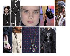 Accessories bags jewels  trends collections Fall winter 2013 2014  ------ Tendenze saccessori borse e gioelli nelle collezioni Autunno Inverno 2013 2014