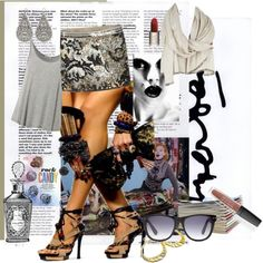 Collage, created by arnetta on Polyvore