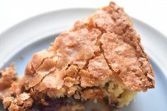 Kage med kokos kokoskage á la drømmekage Danish Dessert, I Love Food, Blueberry, Sweet Tooth, Food And Drink, Sweets, Snacks, Cooking, Breakfast