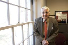The legendary Bill Friday (July 13, 1920—October 12, 2012)