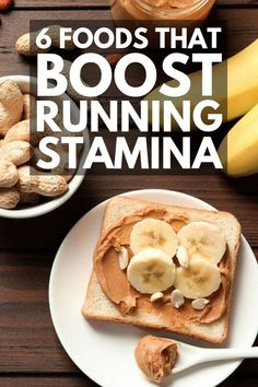 Runner Diet: 6 Foods to Fuel Your Run Increase Stamina, How To Increase Energy, Running Food, Running Guide, Running Plan, Runner Diet, Endurance Workout, Healthy Foods, Healthy Recipes