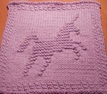 Mystic Dishcloth Pattern