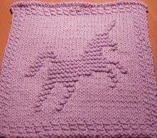 Mystic Dishcloth Pattern