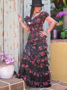 Princess skirt and peasant top by Marrika Nakk. www.bellastar.com.au