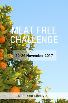 Do You Want To Eat Less Meat? Join The 5 Days Meat Free Challenge - starting Monday 20 November. You get: Motivation and community Recipes - and the knowledge you need Specific tools to get started! Participation is FREE! Vegetarian Dinners, Vegetarian Recipes, How To Eat Less, How To Get, 26 November, Get Started, Health And Beauty, Healthy Life, Knowledge