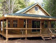 Wraparound Cabin