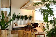 varanda com bancos de madeira - Pesquisa Google