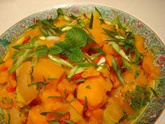 Thermomixer: Thermomix Moroccan Pumpkin and Sweet Potato Stew