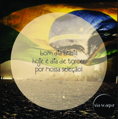 Bom dia Brasil! Great Week, Thoughts, Happy, Frases