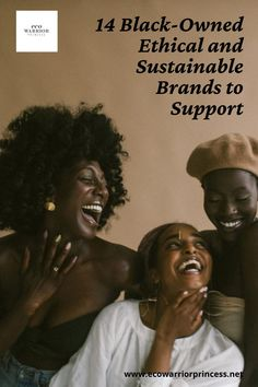 14 Black-Owned Ethical and Sustainable Brands to Support