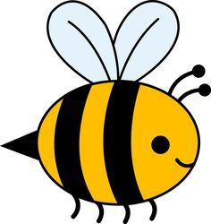 free cute bee clip art an illustration of a cute bee free stock rh pinterest com clipart best wishes clipart best wishes