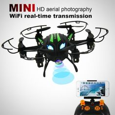 Mini RC Quadcopter 2.4GHz 4CH 6-Axis Gyro 3D UFO Drone