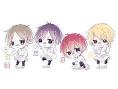 埋め込み Vocaloid, Chibi Couple, Cool Anime Guys, Fanart, Dynamic Poses, Anime Chibi, My Idol, Geek Stuff, Kawaii
