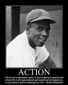 Motivational Posters: Black History Month Edition - more at http://artofmanliness.com/2010/01/31/motivational-posters-black-history-month-edition