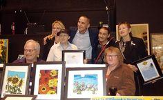 Helma Rogge Rehders receiving our Rising Star Award!