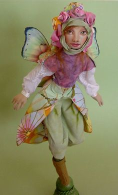 WhimsyMoon - artwork of Angela Jarecki.