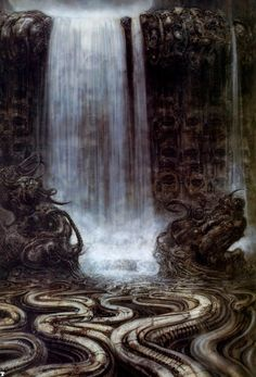 Cataract | H.R. Giger