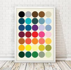 colour dots
