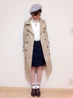 ベレー帽300円だよ✧⁺⸜(●˙▾˙●)⸝⁺✧