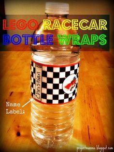PDF Document Toy Bricks Water Bottle Fuel Wraps by luminousmoon, $2.00