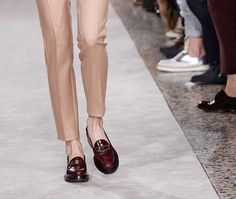 Shop Loafers to Wear at the Office  #InStyle