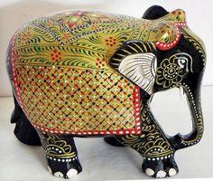 Royal Elephant (Wood)