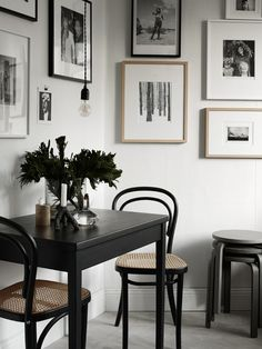 Josefin and Emma's home - via Coco Lapine Design
