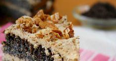 Kolejny makowy przepis świąteczny na naszym blogu :). Tym razem lekki biszkopt makowy bez mąki, przełożony masą orzechową.   To smak dziec... Pie, Blog, Cooking, Torte, Cake, Fruit Cakes, Pies, Blogging, Cheeseburger Paradise Pie