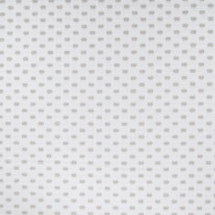 The G9449 Swan upholstery fabric by KOVI Fabrics features Geometric, Dot, Diamond pattern and White as its colors. It is a Cotton, Woven type of upholstery fabric and it is made of 90% Cotton, 10% Polyester material. It is rated Exceeds 30,000 double rubs (heavy duty) which makes this upholstery fabric ideal for residential, commercial and hospitality upholstery projects. This upholstery fabric is 55 inches wide and is sold by the yard in 0.25 yard increments or by the roll. Call or contact…