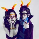 (Click through) okay so this is the basic troll cosplay guide and it's pretty cool I like it maybe it'll help y'all with your costumes (it helped me a lot) #homestuck #cosplay #cosplay tutorial