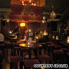 Best Shanghai Jazz bars