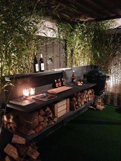 Best Outdoor Kitchen Decor Ideas For Perfect Kitchen 01
