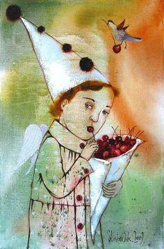 Cereza ~ Anna Silivonchik