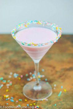 Funfetti Martini
