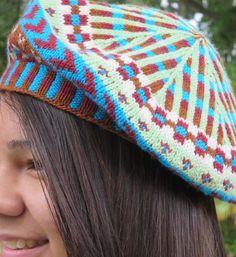 (6) Name: 'Knitting : Arizona Morning Tammy
