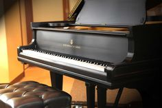 Steinway & Sons Piano - i will own one someday :) great stress reliever