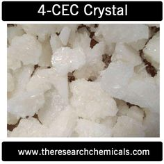 4-CEC Crystals is a research chemical, classified as a research chemical with a CAS number of 777666-01-2. The chemical formula for 4-CEC Crystals is C11H14ClND and the IUPAC 1-(4-Chloro-phenyl)-2-ethylamino-propan-1-one. For more information, visit at http://www.theresearchchemicals.com/new-products-5/4-cec-crystal.html.