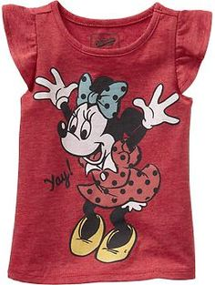Disney© Minnie Mouse Tees for Baby | Old Navy