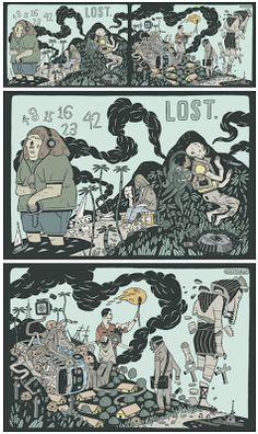 ghostshrimp lost - Google Search